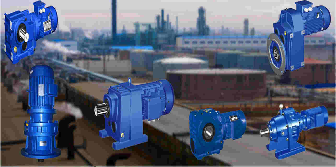 Mga Gearbox at Geared Motors Manufacturing
