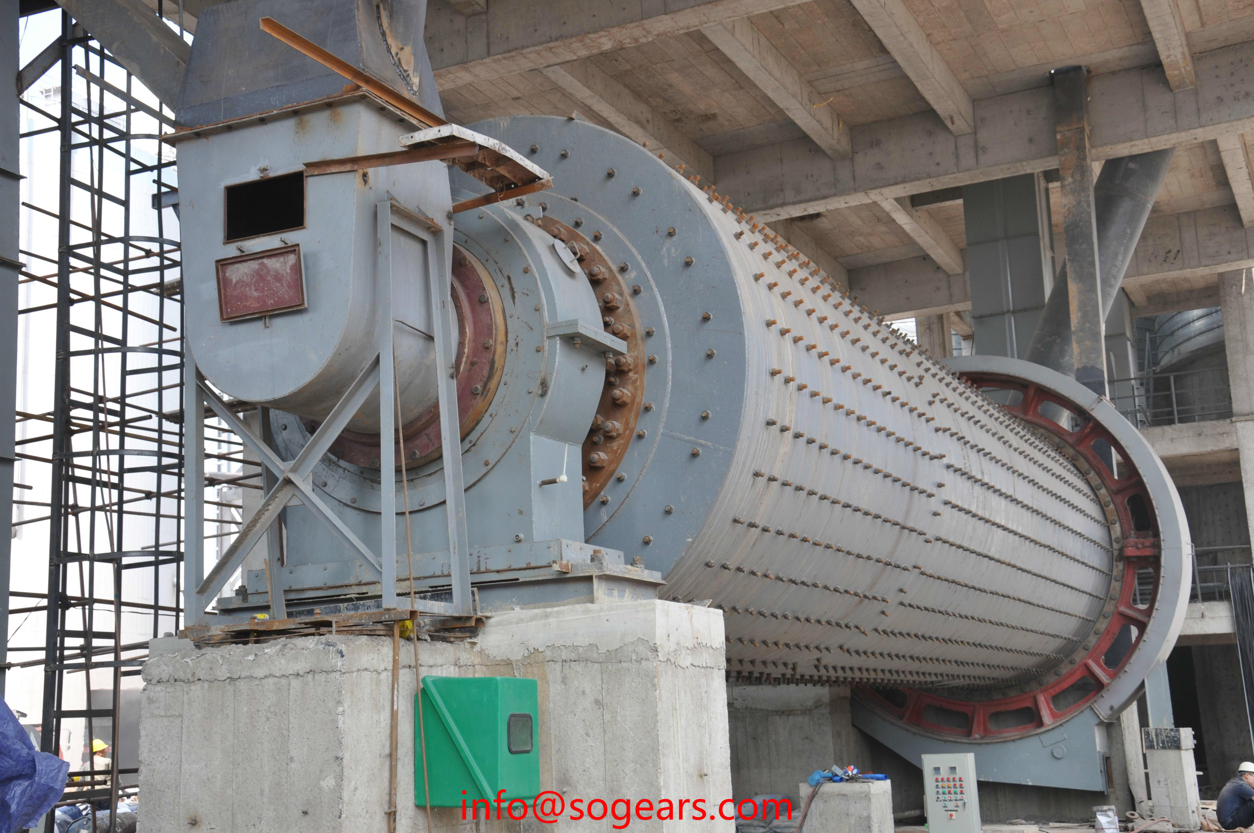 Ball mill gearbox manufacturers in china
