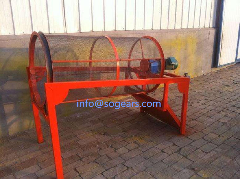 zq-parallel-shaft-reduction-gearbox-for-sand-screen-machine