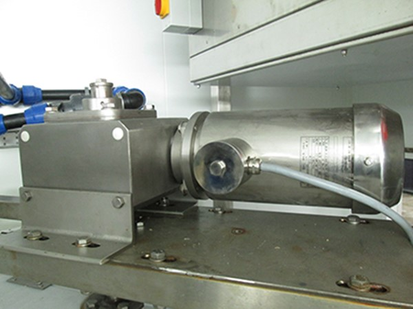 The stainless steel ac motors