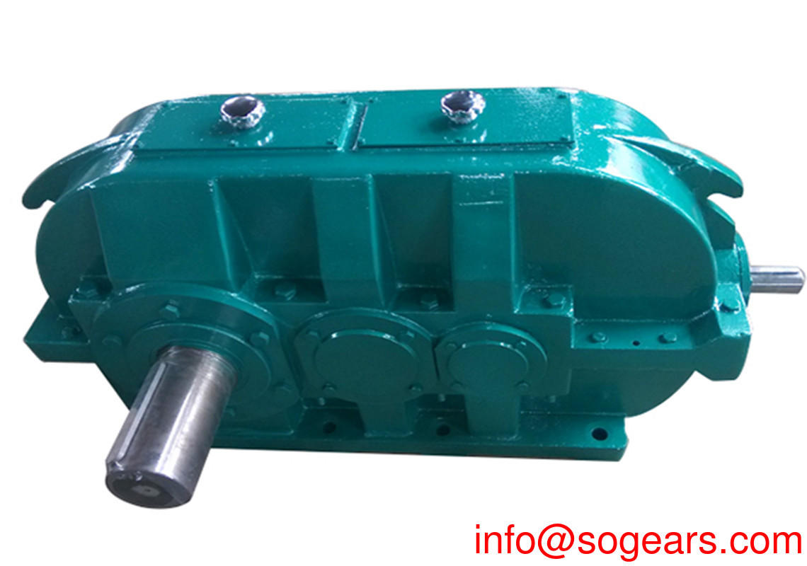 inline gearbox for automobile application