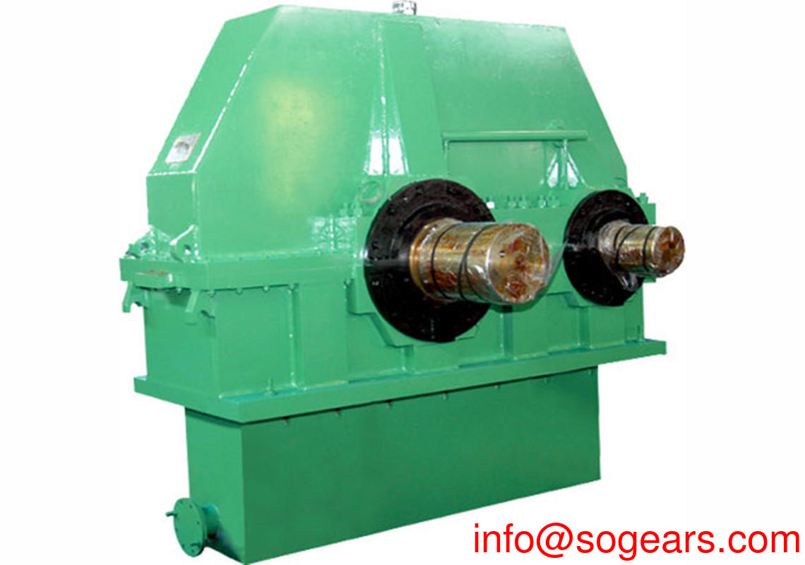 Mill drive gearbox