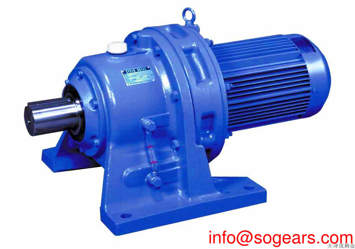 Cycloidal gear motor