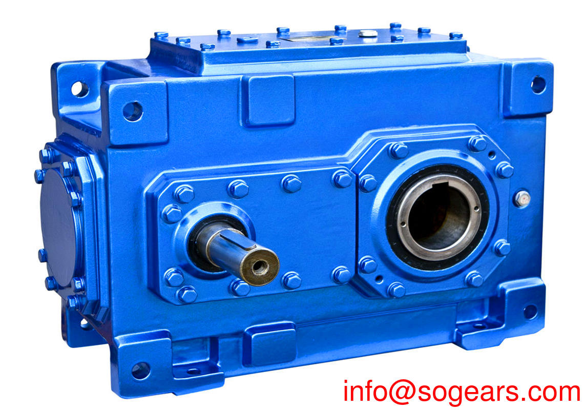 Flender type gearboxes