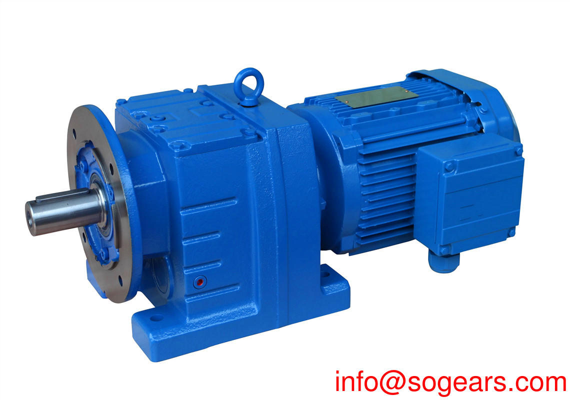 inline-helical-geared-motor