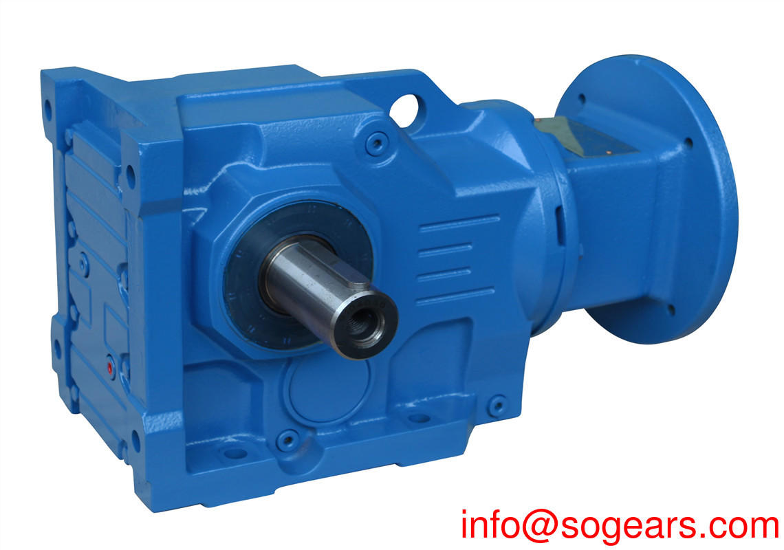 Speed reducer for electric motor