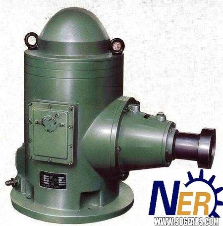 Cooling Tower Fan Drive Gear Unit