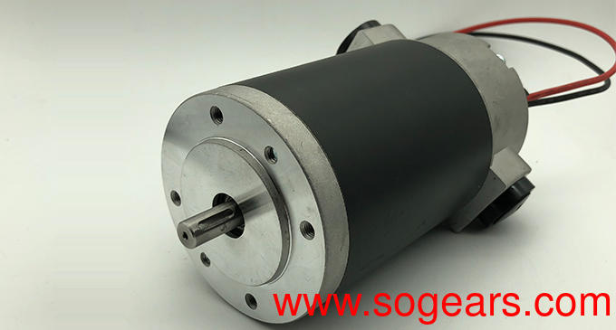 Permanent magnet motor ZYT DC series