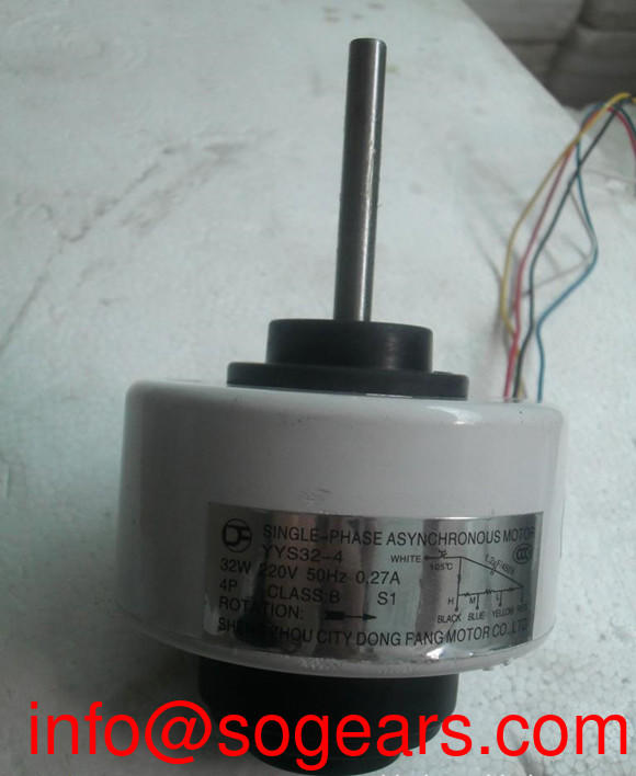 Characteristics and application of dc motor