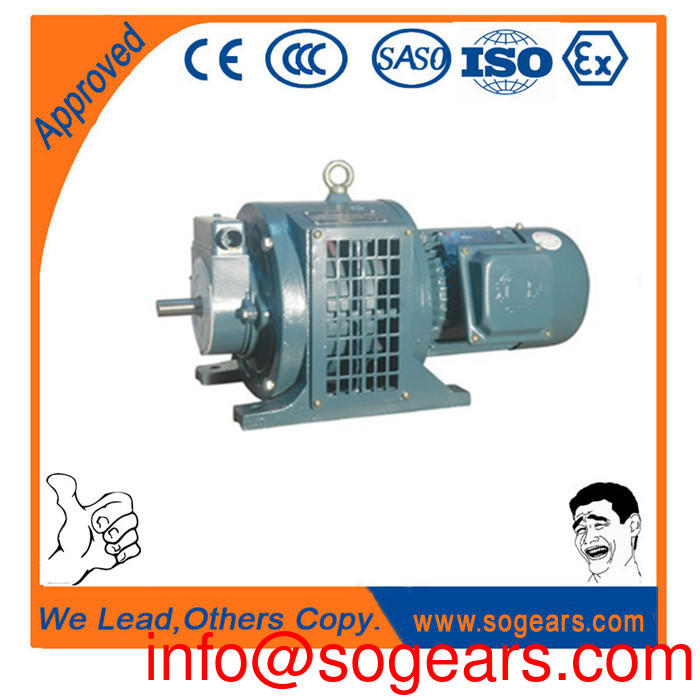 YCT_Electromagnetic_Speed_Adjustable_Motor