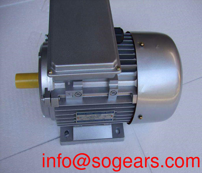 7.5 hp 1750 rpm tefc single phase electric motor