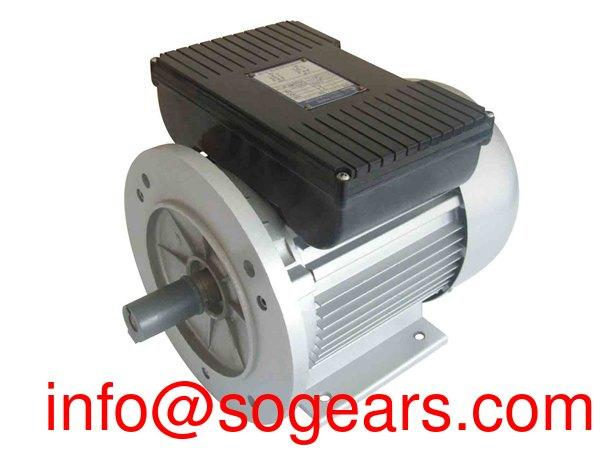 Single phase squirrel cage induction motor
