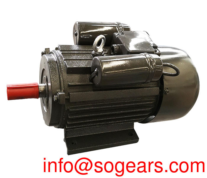 15 hp single phase electric motor