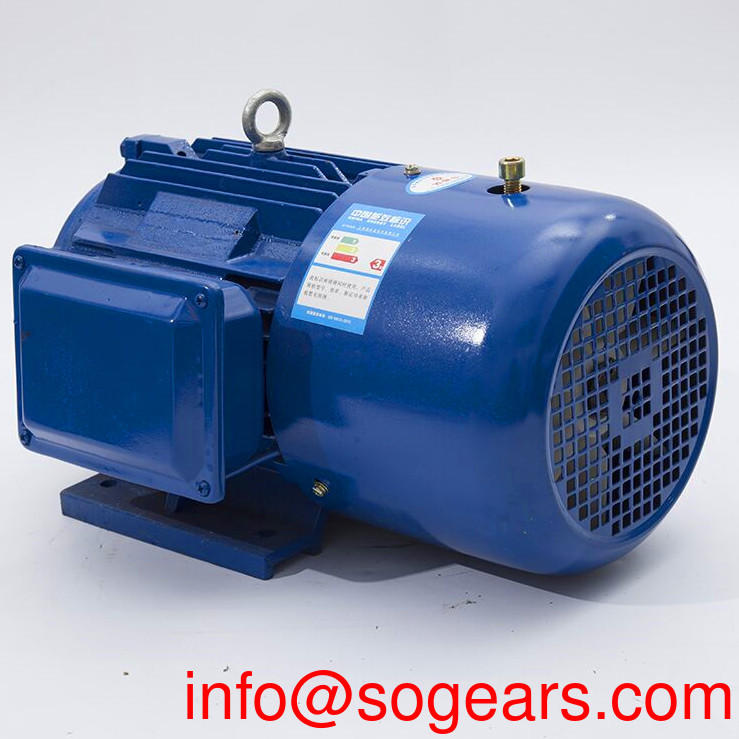 Design of squirrel cage induction motor