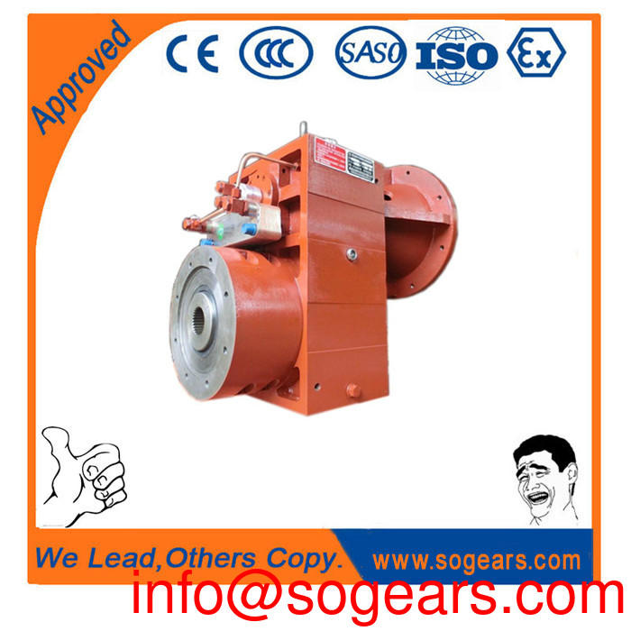 Single Screw Extruder Gear-box