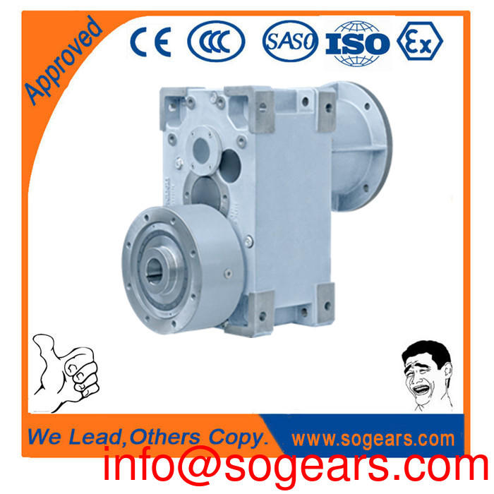 Single Screw Gear-box