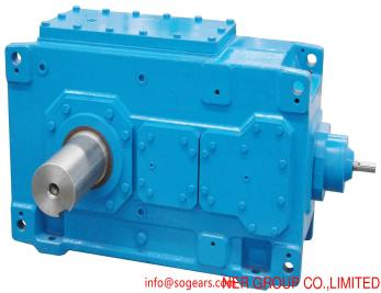 Reduction gearbox for electric motor