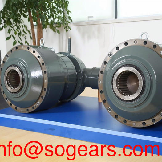 compound planetary gear set