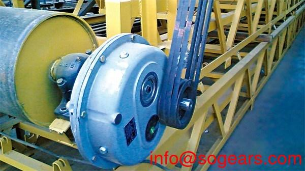 shaft mounted speed reducer prices