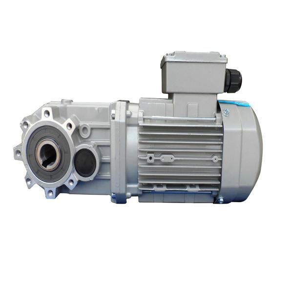 Hypoid gear drive supplying