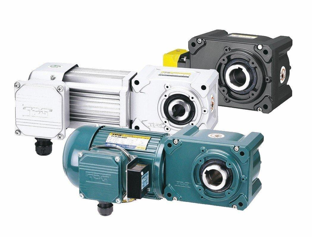 hypoid geared motors
