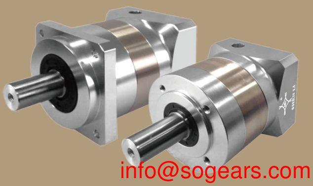Stepper motor planetary gearbox