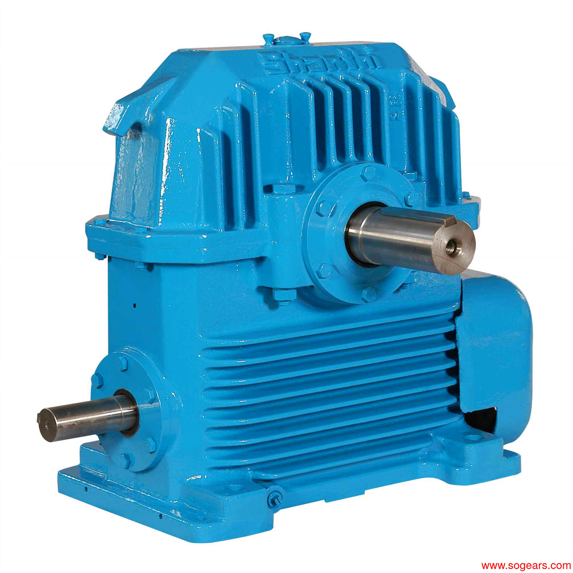 worm-gear-speed-reducer