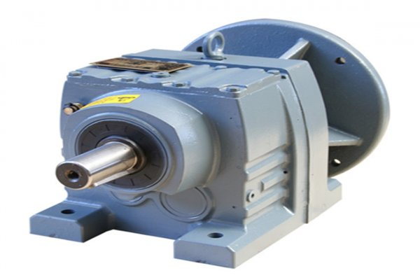 Coaxial helical inbox gearbox
