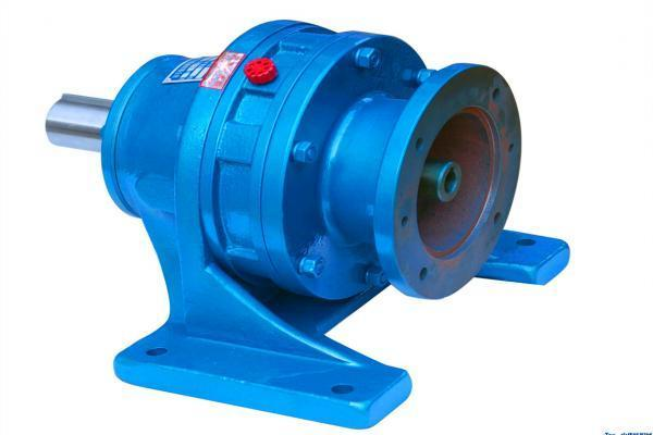 Gearbox cycloidal