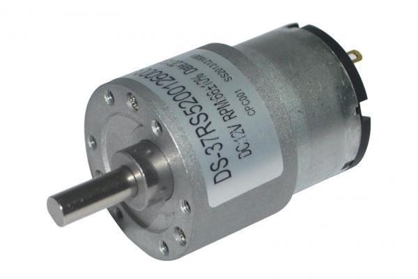 DC induction motor