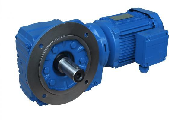 Gear reduction box electric motor