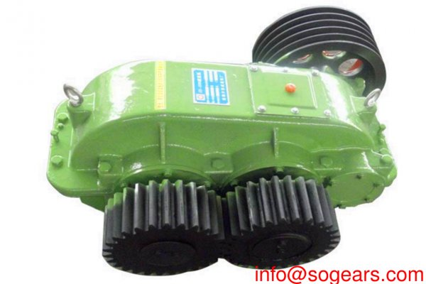 Gearbox for js500 concrete mixer