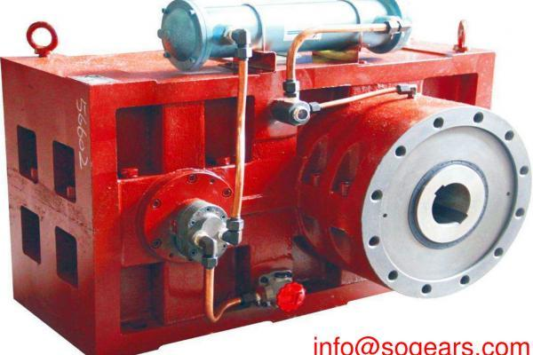 Yas extruder Gearbox