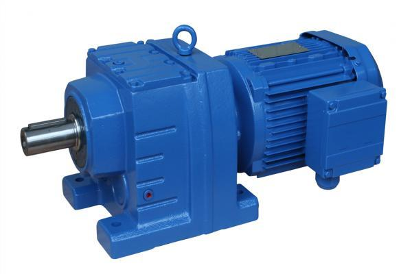 Siemens helical geared motors