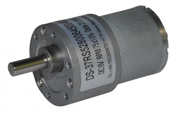 Small DC spur gear motor