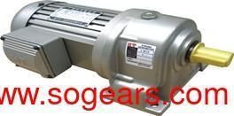 AC Parallel Shaft Three Phase Gear Motor