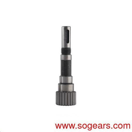 gear shaft assembly