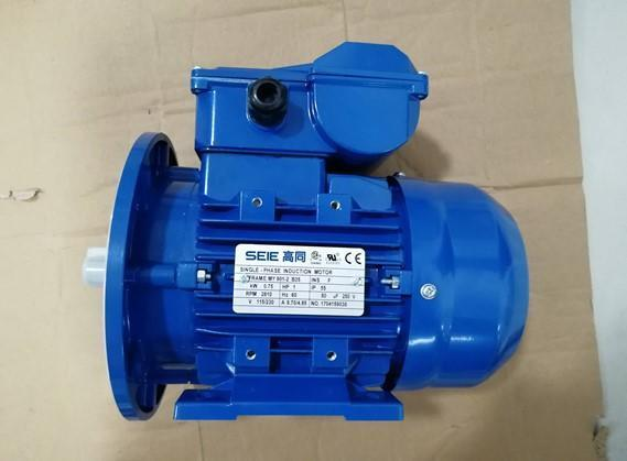 Inductio unius Phase Motor