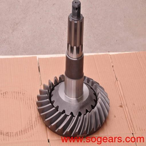 Shaft gear