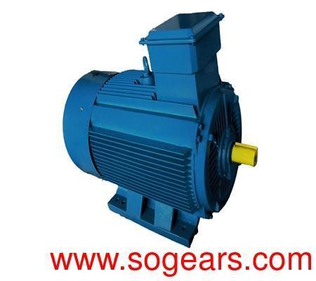 Industrial Motor explosion proof